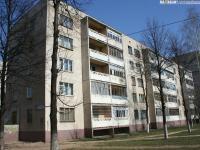 Дом 40 по улице Строителей