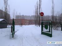 Ворота в детскую больницу
