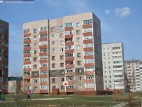Дом 39 по улице Воинов Интернационалистов