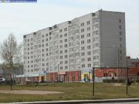 Дом 52 по улице Строителей