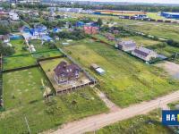 Вид сверху на Гремячево