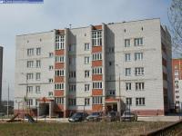 Дом 57 по улице Первомайская
