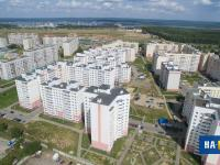 Венгерский квартал с высоты