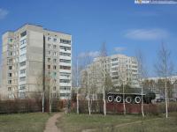 Дома по улице Первомайской
