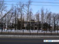 Вид с Московского проспекта