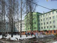 Двор дома 2 по ул. Социалистическая