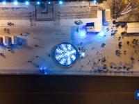Площадь Республики перед Новым годом