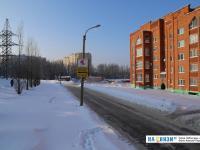 Зимняя улица Мичмана Павлова