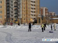 Зимняя площадка
