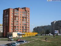 Вид на улицу Университетскую