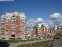 Дома по улице Университетская