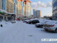 Максима Горького 10 зимой 2016 года