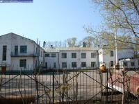 Двор кадетской школы