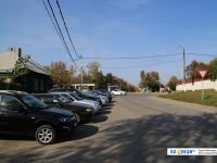 Парковка на улице Свердлова