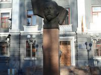 памятник Дзержинскому