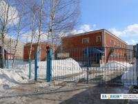 Въезд на территорию детского сада