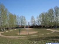 Стадион школы №3