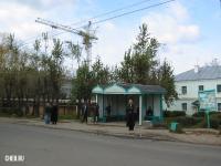 """Остановка """"улица Коллективная"""
