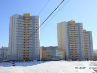 Новые дома на улице Болгарстроя