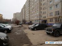 Парковка на Миттова 6