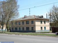 Дом 44 по улице Ашмарина
