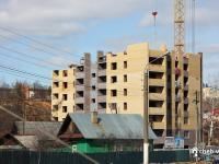 Строительство дома 6 по ул. Гражданская