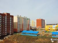 Дома 98, 96 и 87 по ул. Советская (Кугеси)