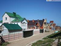 Коттеджи по улице Лебедева