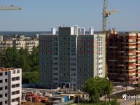Строительство дома 21Б по ул. Восточная