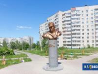 Памятник Игорю Петрикову