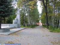 Мемориал в парке