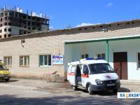 Станция скорой помощи в Новочебоксарске