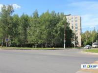 Перекресток улицы 10-й Пятилетки и Ельниковского проезда