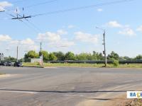 Перекресток улиц Промышленная и Коммунальная