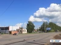 Перекресток улиц 10-й Пятилетки и Восточная