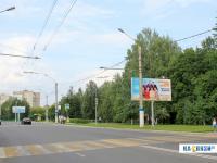 """Пешеходный переход на остановке """"Улица Комсомольская"""""""