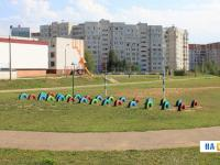 Спортивное поле 20 школы