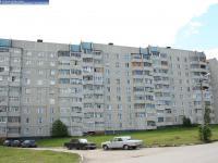 Дом 25 по улице Лебедева