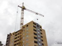 Строящийся дом 6 по ул. Гражданская