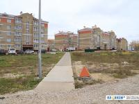 Пешеходная дорожка через улицу Андреева