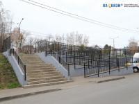 Лестница к улице Пирогова