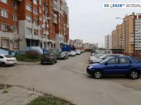 Гостевая парковка