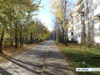 Проезд между проспектом Ивана Яковлева и улицей Хузангая