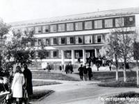 Новое здание библиотеки