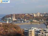 Вид на чебоксарский залив