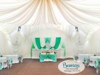 Свадебные шатры «Классика» и «Венеция»