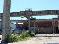 Бывший деревообрабатывающий завод