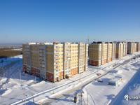 Дома по улице Новогородская