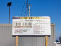 Информационный щит паспорт объекта