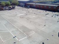 Автодром учебного центра Нива